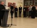 1.O.Jure Zečević govori na otvaranju Izložbe