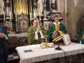 05.Sv. Misa zadušnica za subrata o. Vjenceslava Miheteca