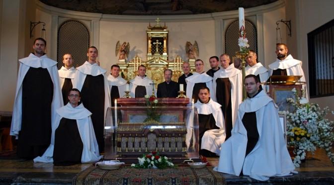 Sveta Mala Terezija pohodila zajednicu u Grazu