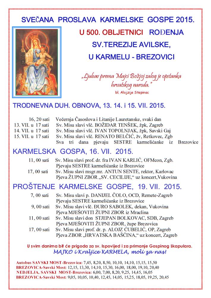 plakat Brezovica