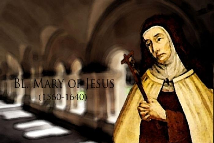 marija od Isusa