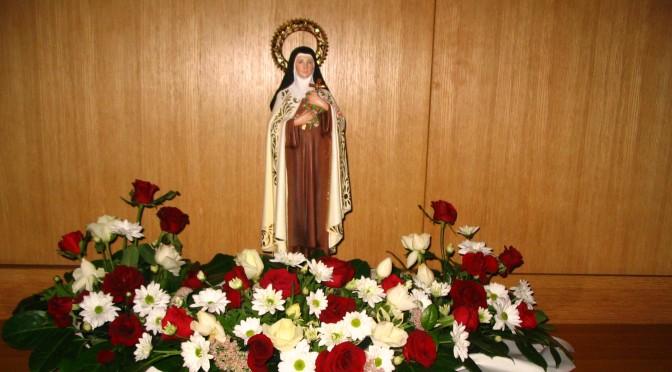 Blagdan sv. Male Terezije u Karmelu u Mariji Bistrici
