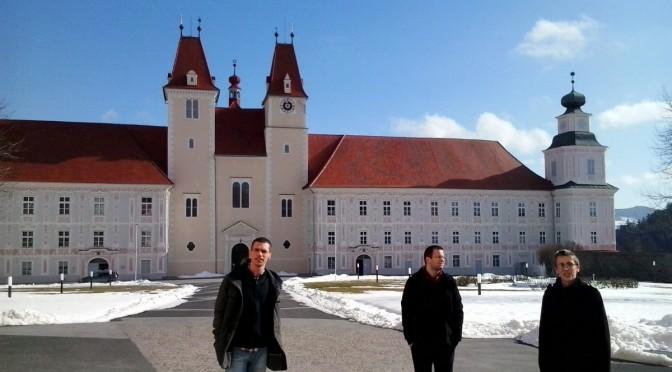 Novaci u posjeti augustinskoj opatiji Stift Vorau