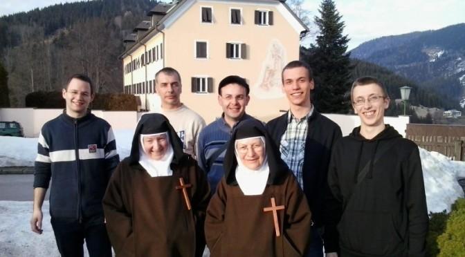 Zajednica iz Graza i novaci na hodočašću u Mariazellu