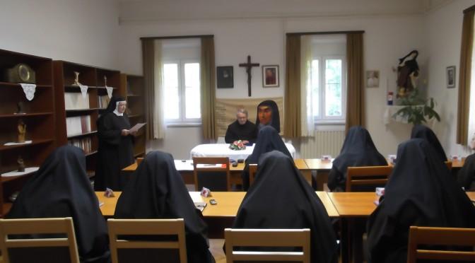Tečaj za priorice i odgojiteljice u Karmelu-Brezovica