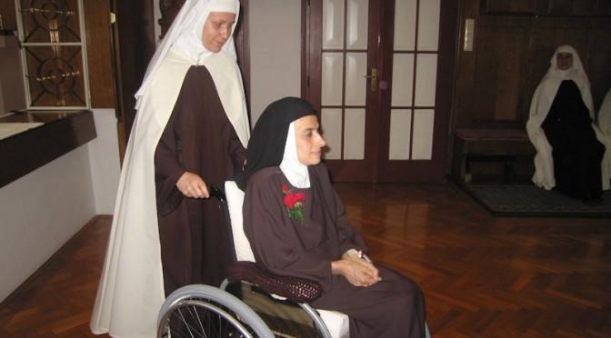Srebrni jubilej časne Majke Viktorije – plovidba u barci Karmela